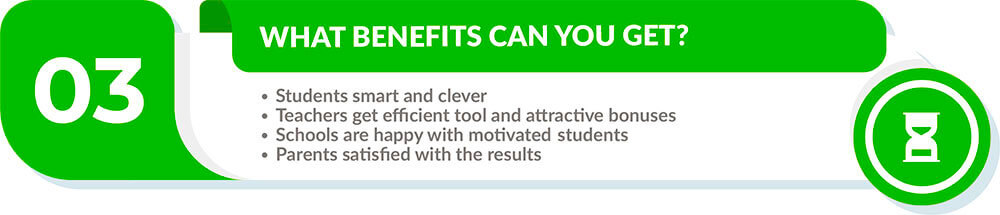 What benefits can you get